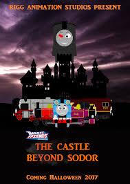 Thomas Halloween Adventures Dailymotion by Jamesfan1991 Steven Matthew Rigg Deviantart