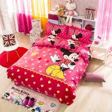 Hello Kitty Bed Set Twin by Themed Minnie Mouse Bedding Twin U2014 Modern Storage Twin Bed Design