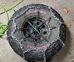 DIY Tire Chains | Tired, Jeep Life And Jeeps Dinoka 6 Pcsset Snow Chains Of Car Chain Tire Emergency Quik Grip Square Rod Alloy Highway Truck Tc21s Aw Direct For Arrma Outcast By Tbone Racing Top 10 Best Trucks Pickups And Suvs 2018 Reviews Weissenfels Clack Go Quattro F51 Winter Traction Options Tires Socks Thule Ck7 Chains Audi A3 Bj 0412 At Rameder Used Div 9r225 Trucksnl Amazoncom Light Suv Automotive How To Install General Service Semi Titan Cable Or Ice Covered Roads 2657017 Wheel In Ats American Simulator Mods