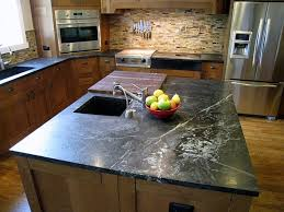 Bathroom Countertop Materials Pros And Cons by Stone Texture Soapstone Bathroom Countertops Soapstone
