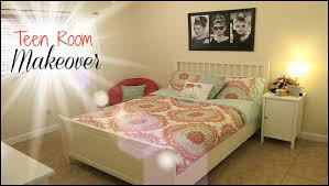 Before and After Teen Bedroom Makeover & Tour