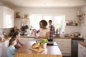familienküche zum kochen und unterhalten kurttas küchenstudio