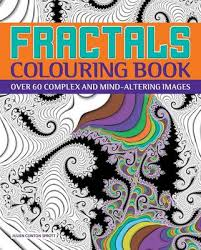 Fractals Colouring Book By Arcturus Publishing