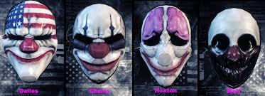 Payday 2 Halloween Masks Disappear by Społeczność Steam Poradnik Payday 2 Overview Of Loot Masks