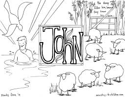 65 Best Bible Coloring Page Images On Pinterest