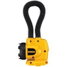 dewalt 18 volt xenon cordless floodlight dw919 the home