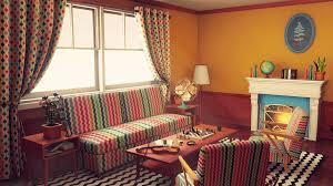 12 fröhlich retro wohnzimmer zu haben minimalistische