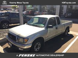 2003 Used Toyota Tacoma XtraCab Automatic At Kearny Mesa Toyota ... 2018 Used Toyota Rav4 Hybrid Xle Awd At Kearny Mesa Serving 2019 Chevrolet Silverado 1500 Lt Pickup San Diego Ca 1gcuwced6kz113365 New Tundra Sr5 Double Cab 65 Bed 57l Volkswagen Of Car Dealership Find The Near Me In Preowned Tacoma Sr 5 I4 4x2 Automatic Mack Anthem 5003638869 Cmialucktradercom And Trucks For Sale On Nissan Dealer National City La 3gcpcrec3jg434293 2017 Colorado 2wd Ext 1283 Wt Truck 111407793