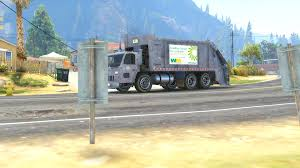 Waste Management Garbage Truck And Dumpsters - GTA5-Mods.com