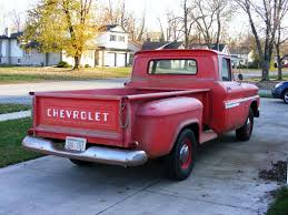 Chevy 2 Door Pick Up | There