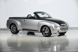 100 Ssr Truck For Sale Used 2006 Chevrolet SSR 29900 Motorcar Classics Stock