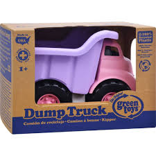 Green Toys Dump Truck Pink & Purple – K And K Creative Toys