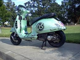 Modern Vespa What Mods Have You Performed To Your Scoot