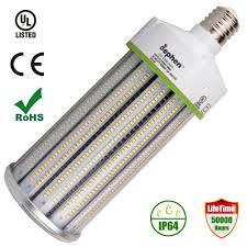 dephen 150 watt led corn bulb 20250 lumens 1000w equivalent large