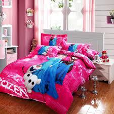 Disney Frozen Bedding set 100% cotton 5pcs
