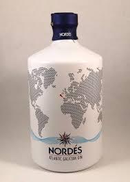 100 Nordes Atlantic Galician Gin 40 07lt