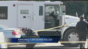 Armored Truck Guard Shot, Killed Outside Bank