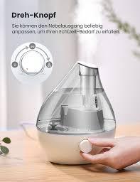 homasy 1 6l knob schalter luftbefeuchter schlafzimmer bpa