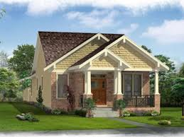 Simple Bungalow House Kits Placement by Narrow Lot House Plans The House Plan Shop