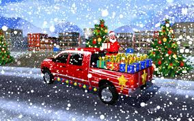 100 Delivery Truck Driver Jobs Christmas Santa Gift Tough Santa Clause Driving Job Let