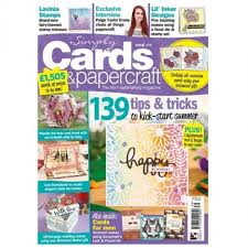Simply Cards Papercraft 179 FREE Botanical Borders 16 Piece Gift Including Stamp And 2