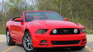 2013 Ford Mustang GT Convertible Autoblog