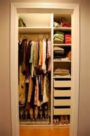 Very Small Closet Ideas