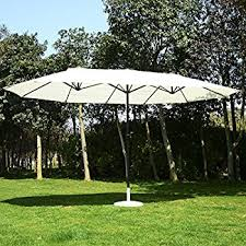 Offset Patio Umbrella W Mosquito Netting by Amazon Com Tms Offset Umbrella With Removable Mosquito Bug Mesh