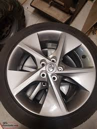 18 Inch Toyota Rims - Cape Broyle, Newfoundland Labrador | NL ... New 2018 Toyota Chr Xle I Premium Pkg And Paint 18 Inch Alloy Heres How Different Wheel Sizes Affect Performance 2005 F150 All Stock With Inch Wheelslargest Tire F150online Douglas Allseason Tire 22560r17 99h Sl Walmartcom Motosport Alloys M31 Lok 2 Atv Beadlock Wheels Optional Or 17 Rims 35s No Lift Post Your Pictures Jeep Rims Tires Michelin Like New Shopbmwusacom Bmw Cold Weather V Spoke 281 Inch Wheel And Tire Original Genuine Oem Factory Porsche Cayenne Icj6 Fit Bike Co Ta Bmx Kunstform Shop For Nissan Altima Rim Ideas 18inch Fat Moped Vespa Harley Electric Scooterin Self Balance