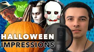 Cyanide And Happiness Halloween by Halloween Impressions Mikey Bolts Youtube