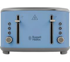RUSSELL HOBBS Bubble 24413 4 Slice Toaster
