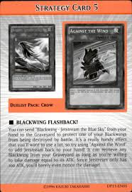 Yugioh Deck List Blackwing by Blackwing Flashback Yu Gi Oh Fandom Powered By Wikia