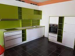 nobilia musterküche moderne zwei zeilen küche