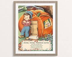 Peter Peter Pumpkin Eater Rhyme Free Download by Digital Baa Baa Black Sheep Nursery Rhyme Poster 8