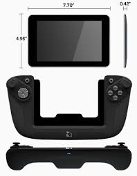 The Wikipad A Tablet Designed for Gaming