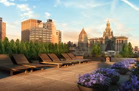 100 Tribeca Rooftops Luxury Apartments For Rent 50 Murray Street