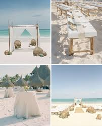 Simple Beach Wedding Reception Ideas