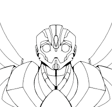 Luxury Bumblebee Transformer Coloring Page About Remodel Free Colouring Pages Transformers 4 Printable Angry Birds Pdf Optimu