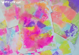 Have You Ever Printed With Tissue Paper Before Will Love How Bright And Colourful
