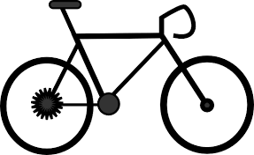 Clipart Transparent Bike Vector Wheel Panda Free