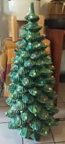 Vintage Atlantic Mold Ceramic Christmas Tree by Ceramic Trees Collection On Ebay