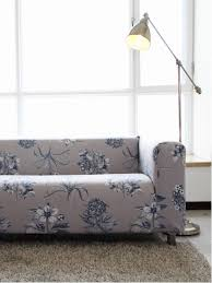 Klippan Sofa Cover Singapore by Custom Velvet Slipcover For The Ikea Klippan 2 Seater Sofa Fabric