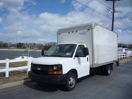 USED 2008 CHEVROLET 3500 CUTAWAY BOX VAN TRUCK FOR SALE IN IN NEW ...