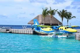 100 W Retreat Maldives FileSeaplane At Jpg Ikimedia Commons