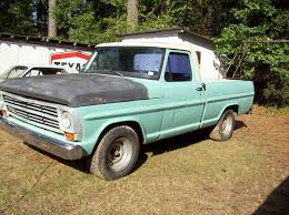 100 Vintage Pickup Trucks For Sale D F100 Short Bed Truck Used D F100 For