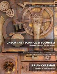 Cover BRIAN COLEMAN Check The Technique Volume 2