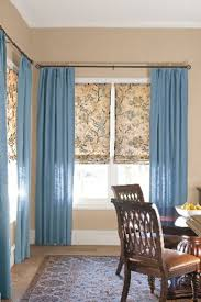 97 Best Blue Window Treatments Images On Pinterest | Girl Blog ... Decor Interesting Pottery Barn Blackout Curtains For Interior Kitchen Window Cauroracom Just All About Best 25 Modern Roman Shades Ideas On Pinterest Roman Shades Fearsome On Home Decoration Dning Decorating Thermal Alluring Charming Blinds Bedroom Treatments Ding Room White Coverings Types Of Door Design Den Office Traditional With Formal 116488 Kids Harper
