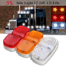12V/24V 12 LED Bulls Eyes Side Clearance Marker Lights Car ... Xiulo Durable Multicolored Dance Hand Props Led Light Up Juggling Thrown Balls Prop Danc Cp Lighting Coupon Code Eertainment Book 2018 Best Websites To Whosale Lights In Cadachinaindia Alinum Channel For 6mm Glass Klus Exalu Series Super Bright Leds Lighting Store Earth City Missouri Ottlite Folding Magnifier Information Policies Ledglasses Hashtag On Twitter Strip Addressable Strips Waterproof Desert Steel 409305 Multitasking Trioh A Bright Idea Flashlight Design Cnet