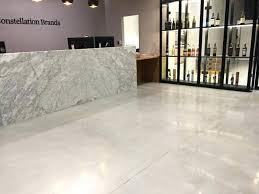 Terazzo Floor Terrazzo Flooring Polish Dry Diamond Polished Tiles Installation