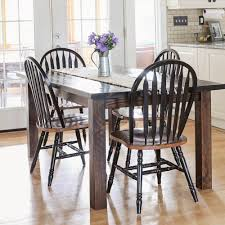 Kitchen Table Used Victoria With Farmhouse DIY Removable Legs Angela Marie Made